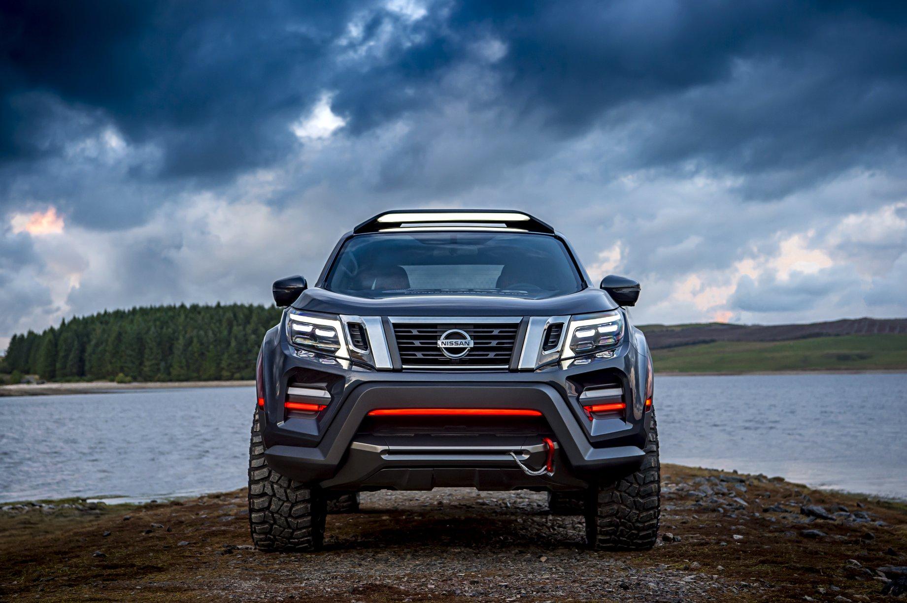 """Nissan"" pristato mobilią kosmoso observatoriją: ""Nissan Navara Dark Sky"" koncepcinį automobilį"