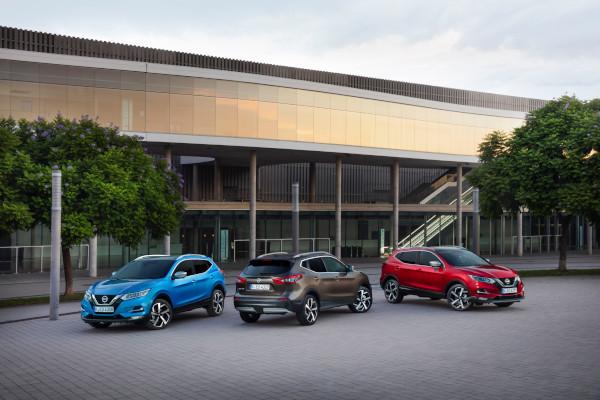 """""""Nissan Qashqai"""" atnaujino variklių gamą nauju 1.3 litro benzininiu varikliu"""