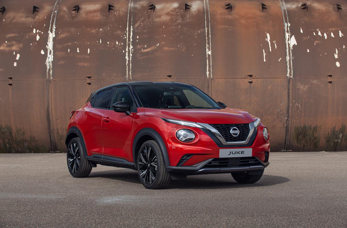 """Ryškesniu charakteriu, geresnėmis važiavimo charakteristikomis ir novatoriškomis technologijomis išsiskiriantis naujasis """"Nissan JUKE"""" keičia kompaktiškų krosoverių apibrėžimą"""