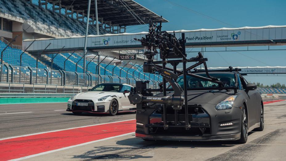 """Vienintelis automobilis, galintis nufilmuoti 2020 metų """"GT-R NISMO""""? Kitas """"GT-R"""""""