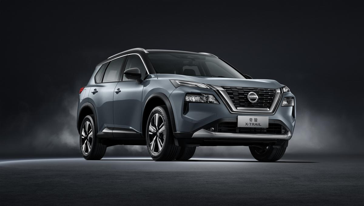 """Kitą vasarą Europos rinkoje pasirodys """"Nissan X-TRAIL"""""""