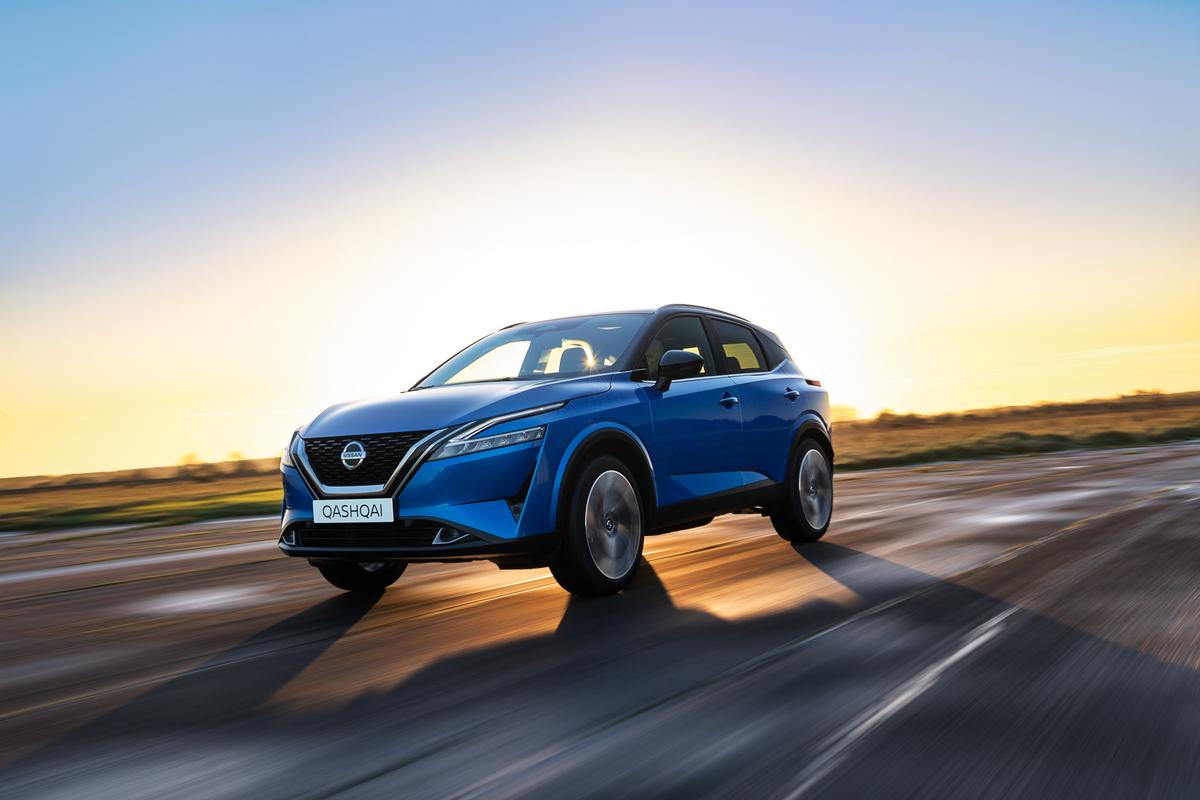"""""""Nissan"""" pristato visiškai naują """"Qashqai"""""""